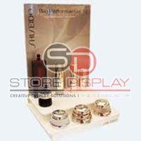 Perfume Acrylic Counter Display Stand