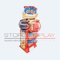 Snacks Cardboard Display Stand