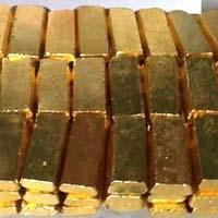 Finished Gold Bars