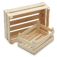 Wooden Boxes & Crates 04