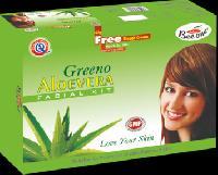 Bee One Aloe Vera Facial Kit 02