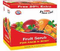 Bee One Mix Fruit Scrub