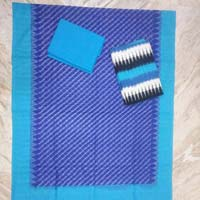 Double Ikkat Unstitched Suit