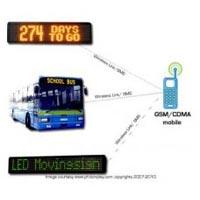 Bus Destination Display System
