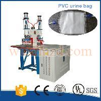 Double Head Pneumatic Controlled High Frequency Emboss Machine