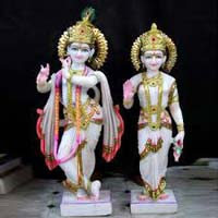 Marble God Statues