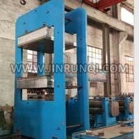 Four Column Type Solid Tyre Vulcanizing Press