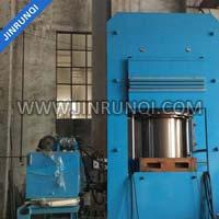 Large Frame Type Tyre Tread Press