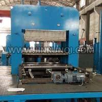Rubber Matting Making Machine