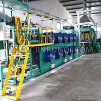Rubber Sheet Water Cooling machine (XPG-600~700)