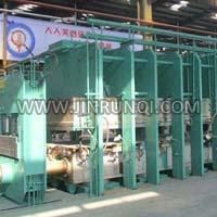 Rubber Sidewall Conveyor Belt Vulcanizing Press