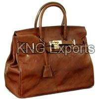 Ladies Leather Bags 04