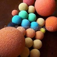 Sponge Cleaning Balls