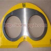 Concrete Pump Wear Plate