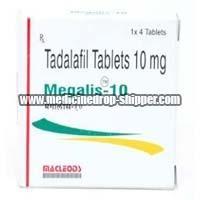 Megalis 10mg Tablets