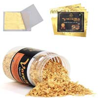 Edible Gold Flakes