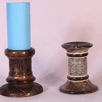 Designer Wooden Candle Holders 04
