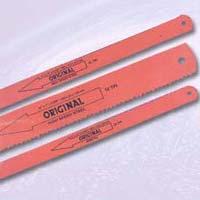 Cutting Hacksaw Blades