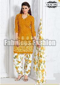 Designer Suit Dress Material 05