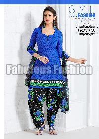 Designer Suit Dress Material 06