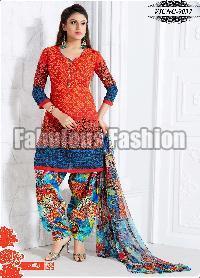 Designer Suit Dress Material 07