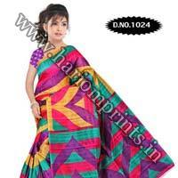 Bhagalpuri Cotton Saree (1024)