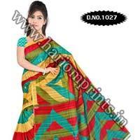 Bhagalpuri Cotton Saree (1027)