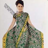 Zari Gadwaal Cotton Saree 02
