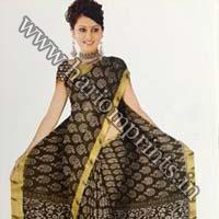 Zari Gadwaal Cotton Saree 03