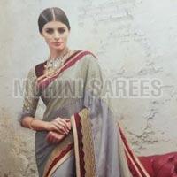 Printed Saree 01