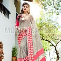 Party Wear Saree (7457)