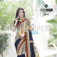 Party Wear Saree (40516)
