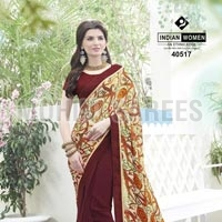 Party Wear Saree (40517)