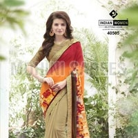 Party Wear Saree (40505)