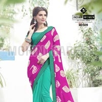 Party Wear Saree (40509)