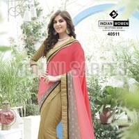 Party Wear Saree (40511)
