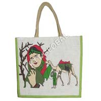 Jute Shopping Bag (SB-3030)