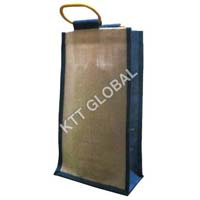 Jute Water Bottle Bag (WB-3016)