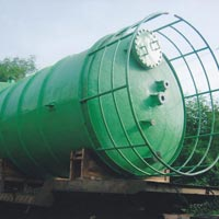 FRP Storage Tank 01