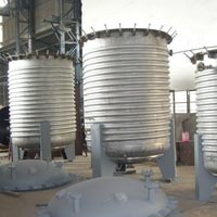 Liquid storage tanks pressure vessel fabrication engineering products manufacturers exporters - Small reactor space engineers gallery ...