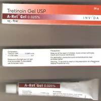 Tretinoin 0.025% & 0.05% Gel (Retin-a)