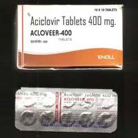 Acyclovir 200mg & 400mg (Zovirax)