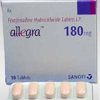 Anti Allergic Tablets