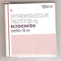 Erythromycin 250mg & 500mg (Erycin)