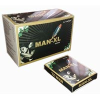 Man Xl Herbal Capsules (Herbal Viagra)