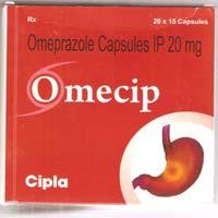 Omeprazole 20mg & 40mg (Prilosec)