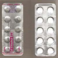 Escitalopram 20mg & 40mg (Lexapro)