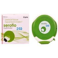 Salmeterol+fluticasone Multihaler 250mcg (Advair Diskus)