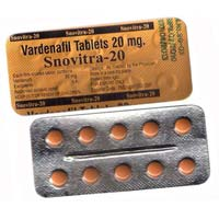 Vardenafil 20mg (Snovitra)