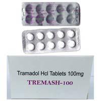 Tramadol 50mg & 100mg Tablets (Ultram, Conzip, Ryzolt)